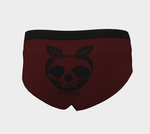 Wine Whatever Gender AppleCat Briefs