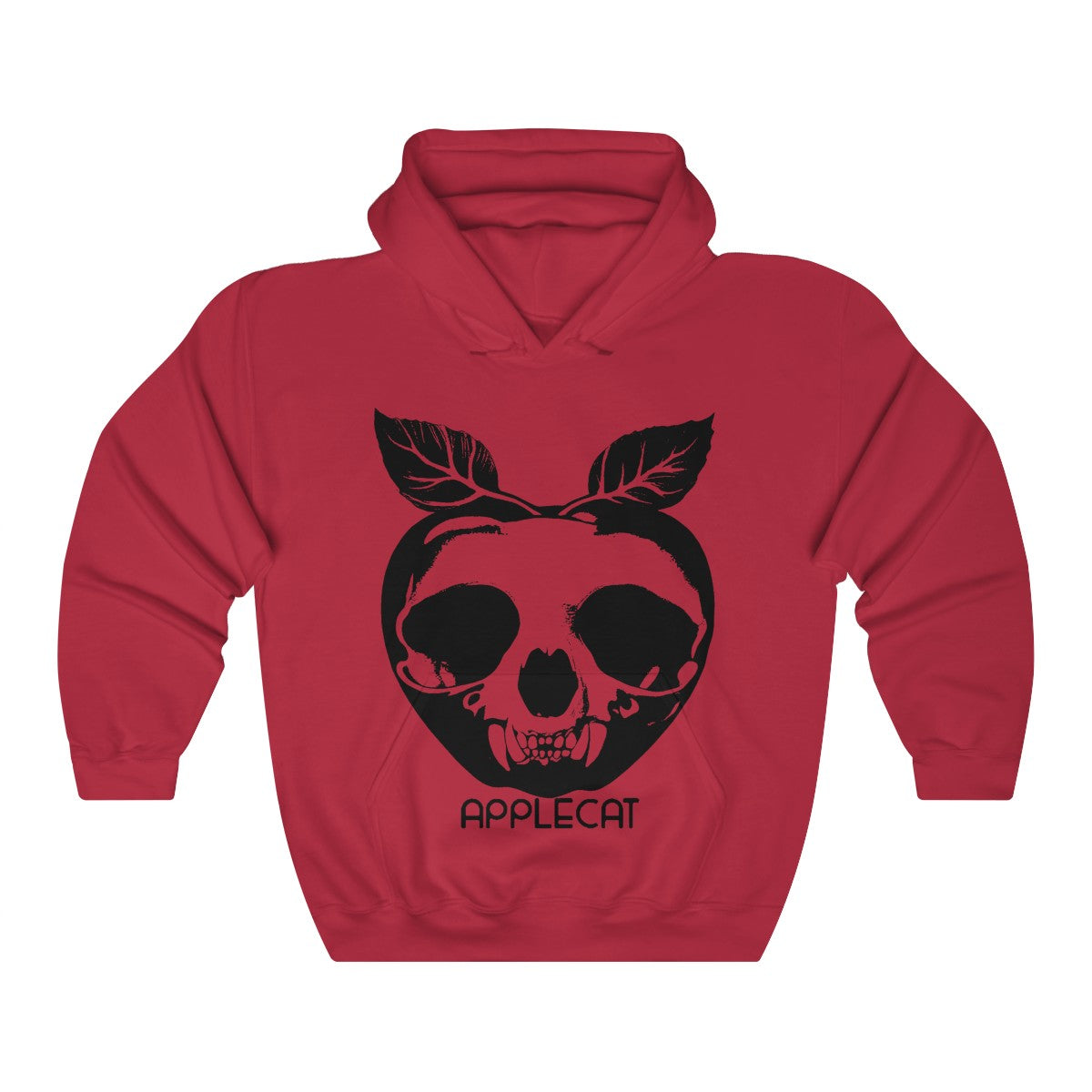 AppleCat Whatever Gender Heavy Blend Hoodie (12 colours available)