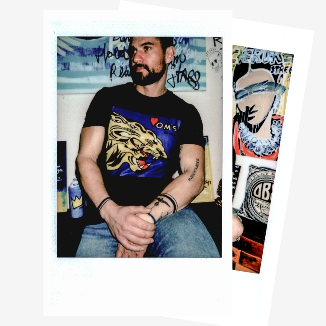 Heart On My Sleeve Artist Collab with Karl Schmitz and Ocean Alexander - Street Style, Graphic Tee and Streetwear