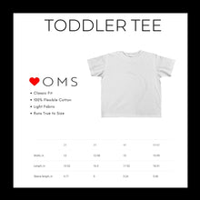 Load image into Gallery viewer, Heart Shirt for Toddlers (white) - HOMS Kids