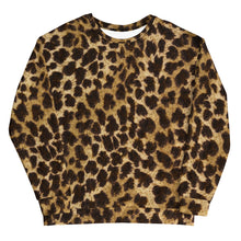 Load image into Gallery viewer, X Heart - Leopard Print Sweatshirt
