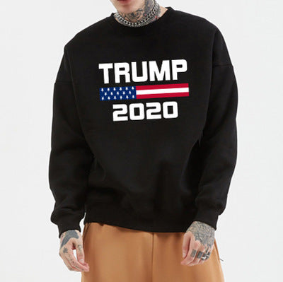 """Trump 2020"" 3D Printed Pocket Hoodie for Mens"