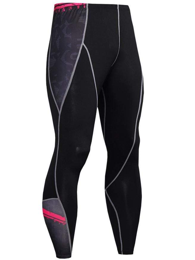 Men's Sports Fitness Compressed tight Pants