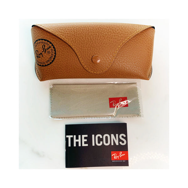 Brown Rayban Case