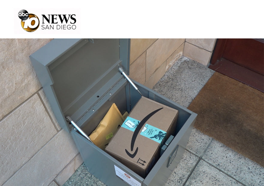 Carlsbad company helping homeowners fend off porch pirates