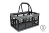 CleverCrate 3 Pack - Collapsible 16 Liter Shopping Basket