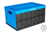 46 Liter Collapsible Storage Bin with Lid - 3 Pack
