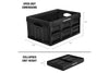 32 Liter Collapsible Storage Bin - 3 Pack