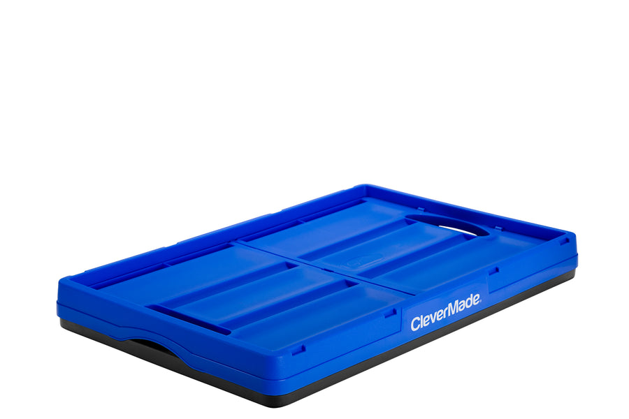 62 Liter Collapsible Storage Bin - 3 Pack