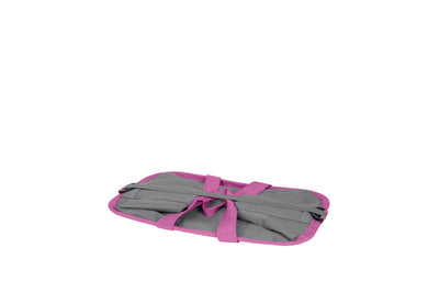 Charcoal | Fuchsia - 3 Pack