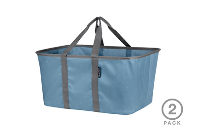 Laundry Basket Tote - 2 Pack
