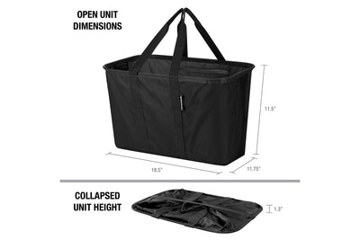 SnapBasket Tote - Collapsible 30 Liter Tote