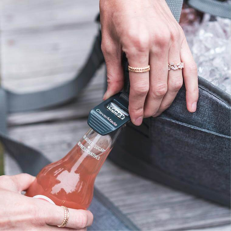 Seaside Cooler with bottle opener