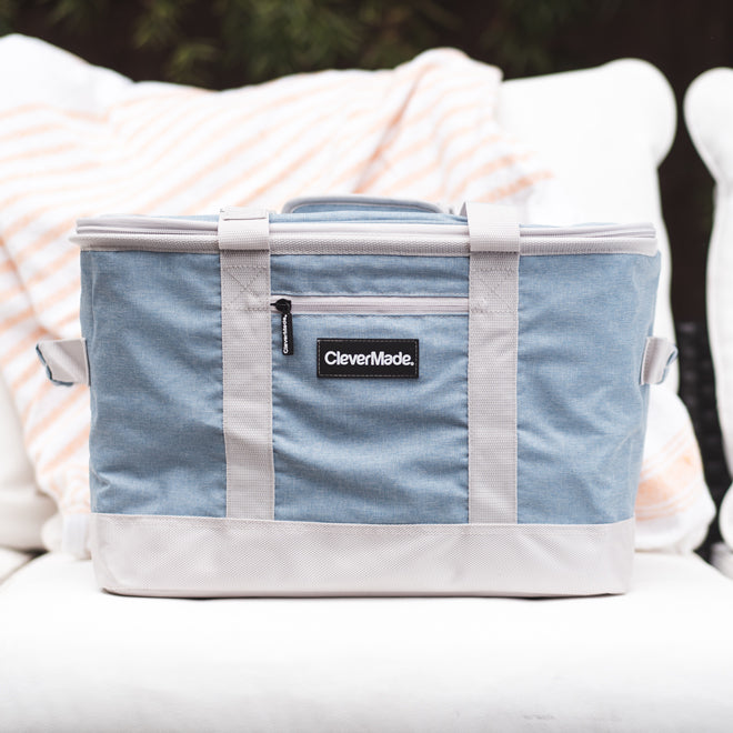 Tahoe Cooler on lounger