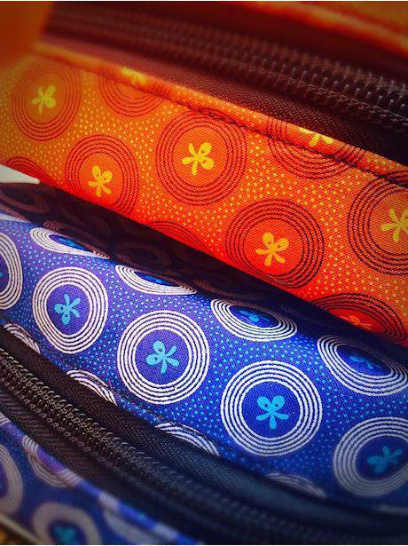 Shweshwe Toiletry Bags (Wet Packs)