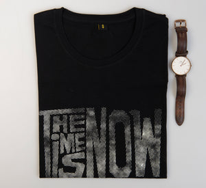 Time is Now T-shirt
