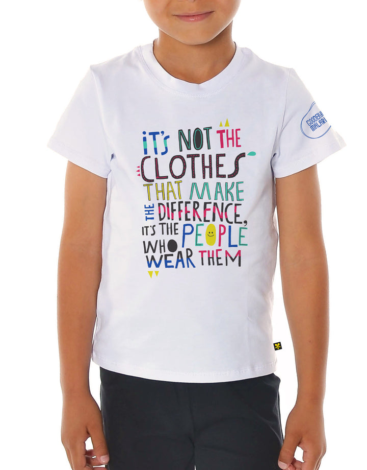 Kids T-shirt - Not the clothes