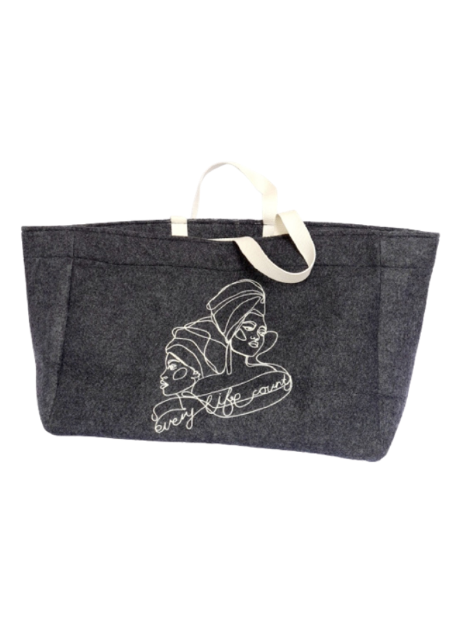 Limited Edition Felt Carry All Bag (online exclusive)