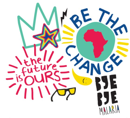 Kids T-shirt - Be the Change