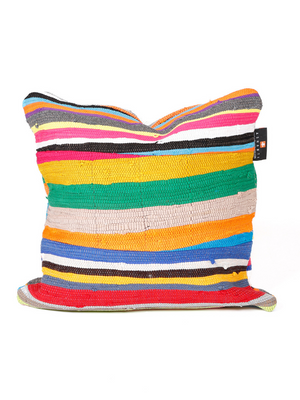 Colourful Cushion (40x40)