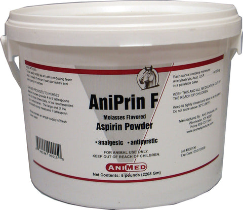 Animed                  D - Aniprin F Aspirin Powder For Horses