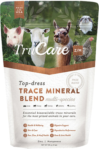 Zinpro Corporation   D - Trucare Multi-species