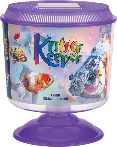 Image of Lee's Aquarium & Pet - Kritter Keeper Round