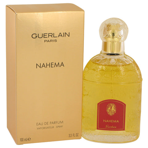 Image of Nahema by Guerlain Eau De Parfum Spray 3.3 oz for Women