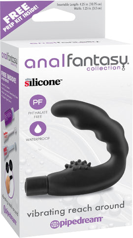 Image of Anal Fantasy Reach Around Vibrating