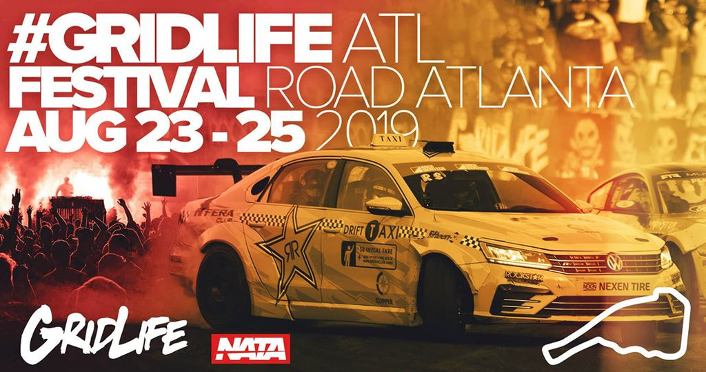 #GRIDLIFE Festival ATL Experience