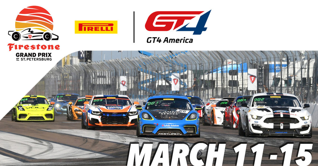 Streets of St. Pete Grand Prix | Pirelli World Challenge GT4
