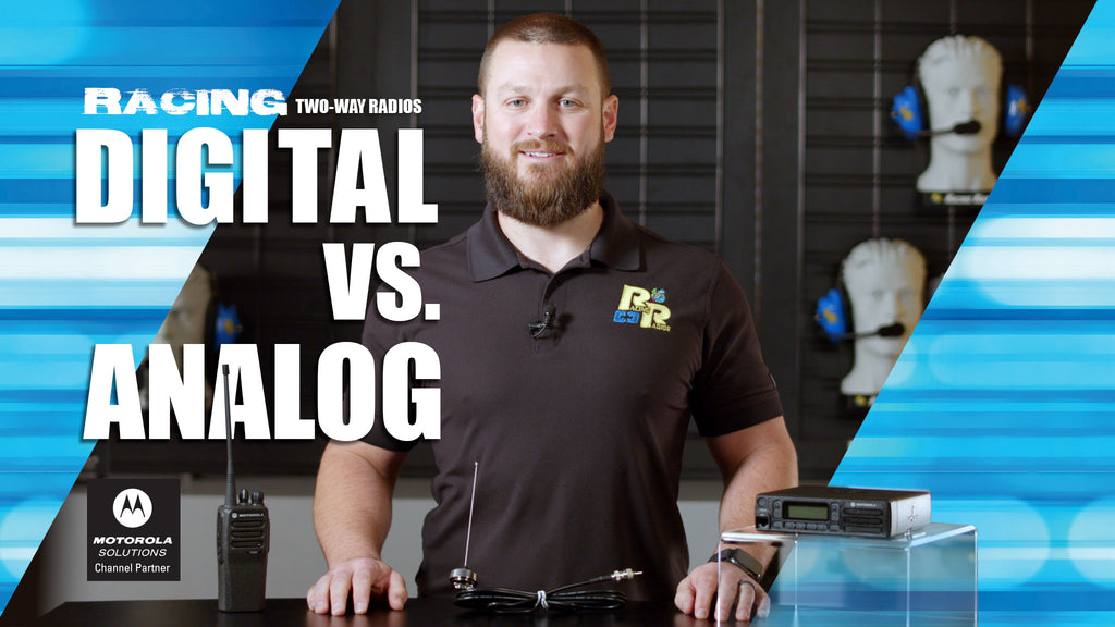 Digital Versus Analog for Racing: Which Is Better?