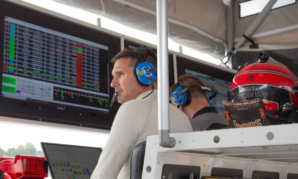 The Elements of a Great Racing Communication System