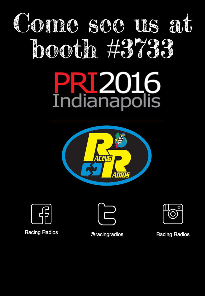 Racing Radios at PRI 2016