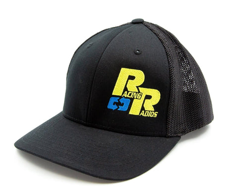 Racing Radios #racingislife Mesh Back Trucker Cap
