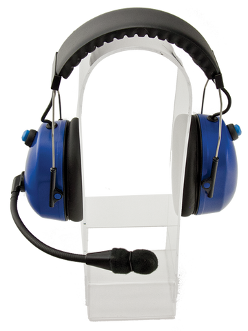 Racing Radios Dual Over The Head Two Way Headset