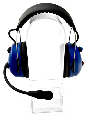 HMD-IC Over-the-Head Intercom Headset