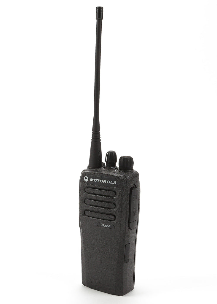 Motorola CP200D Analog Two-Way Radio