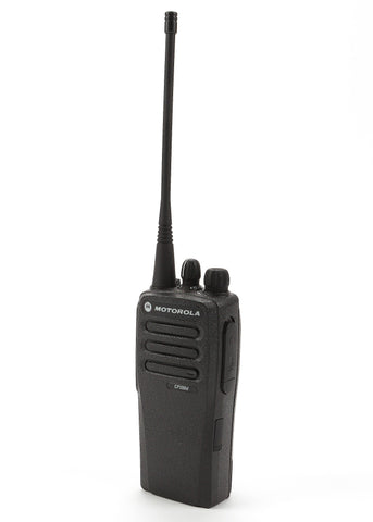 Motorola CP200D Digital Two-Way Radio | Racing Radios Is A Motorola Channel Partner