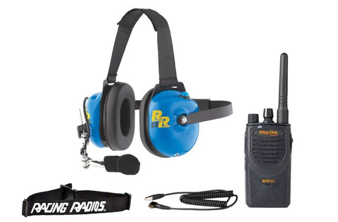 Racing Radios MAG-One BPR 40 Crew Member Package