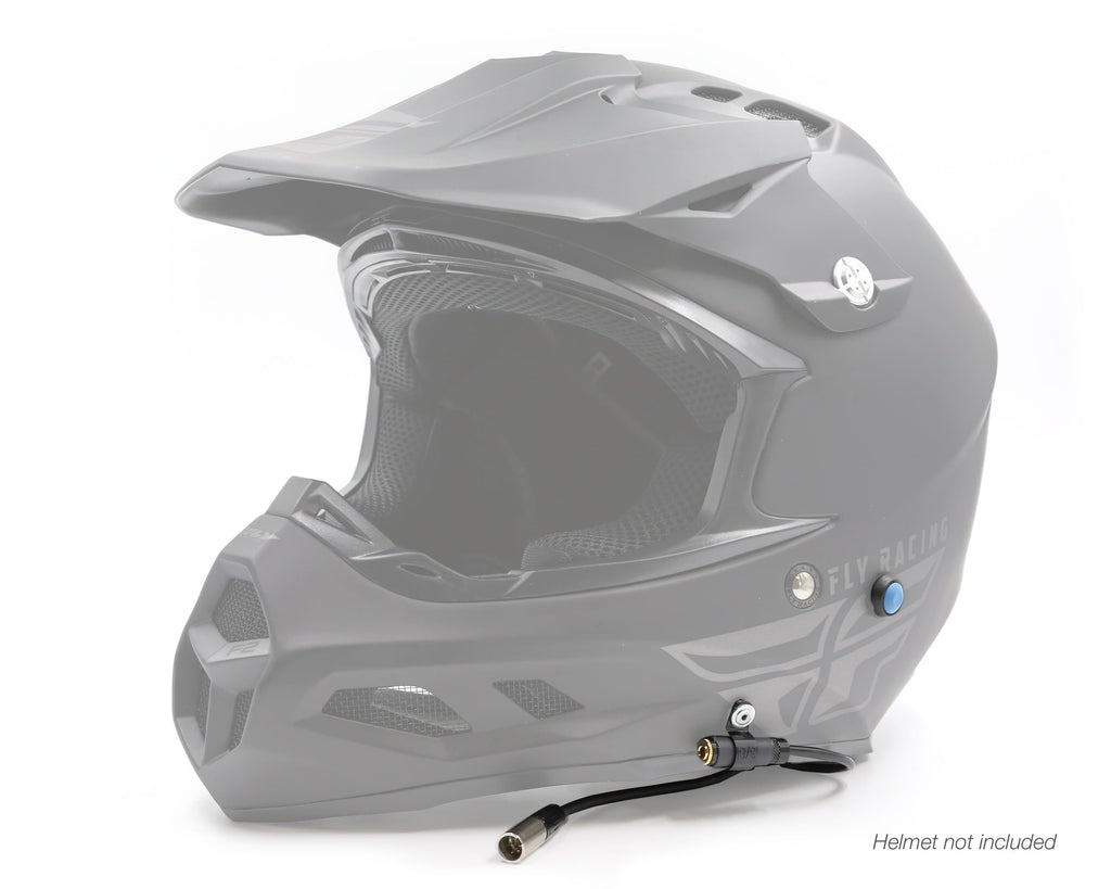 Racing Radios® Pit Crew Helmet Kit