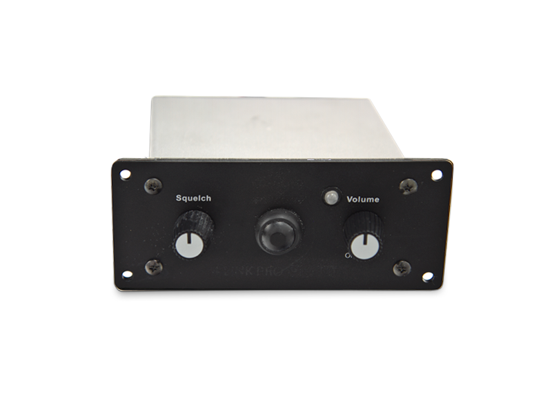RR-710D- Two to Four Person Intercom with DSP