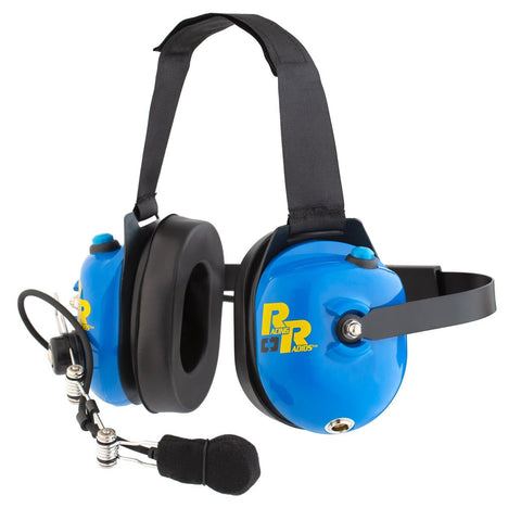 Racing Radios Classic Dual Two-Way Headset | RRH-086-H