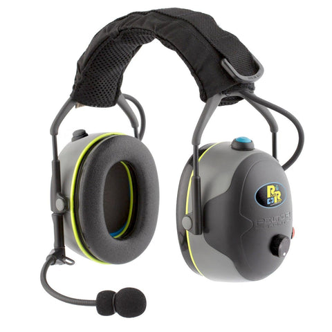 Over-the-Head Racing Intercom Peltor Headset | RRH-IC-PEL17