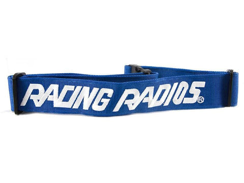 Blue Racing Radios Belt