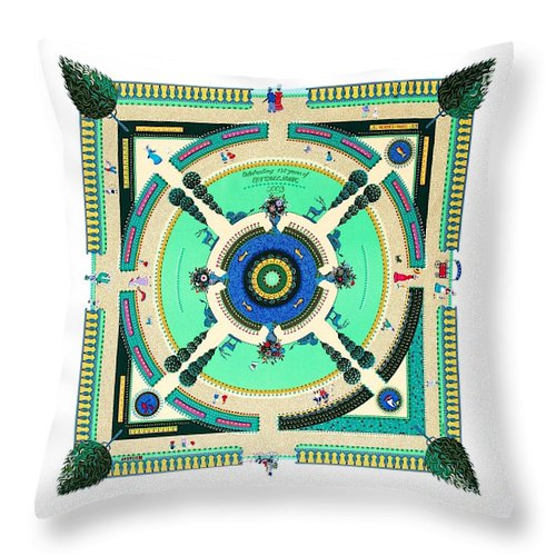 Leaf - Throw Pillow