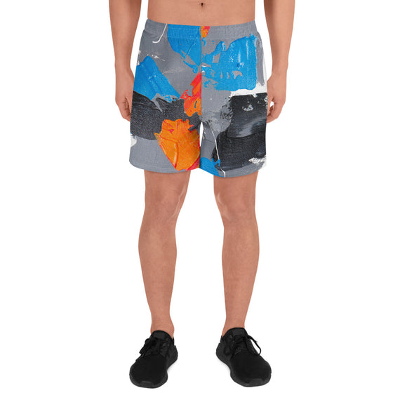 Mr Holland Canvas Print Athletic Shorts