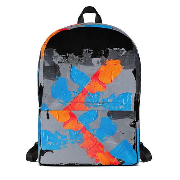 Mr Holland Canvas Backpack