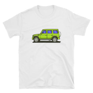 Yellow Wagon T-Shirt