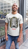 Gold Ribs T-Shirt